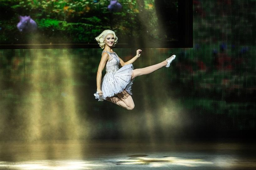 Ирландское танцевальное шоу «Lord Of The Dance»