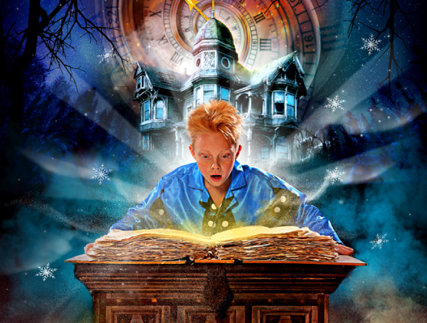 The mystery of the enchanted book