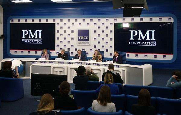 Состоялось подписание контракта между Корпорацией PMI и Московской государственной театром Алексея Рыбникова