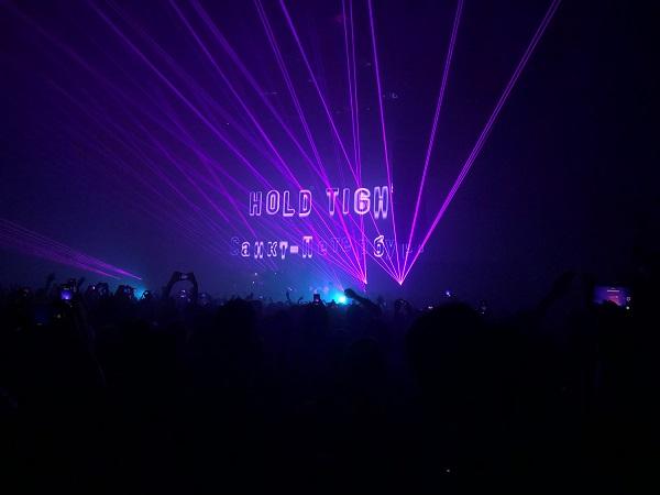The Chemical Brothers выступили в Петербурге