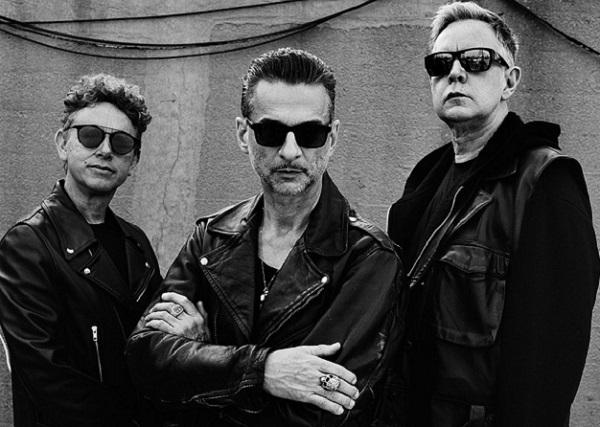 Depeche Mode вернутся в Санкт-Петербург 16 февраля 2018